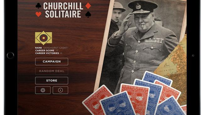 Rumsfeld'in yeni oyunu 'Churchill Solitaire'