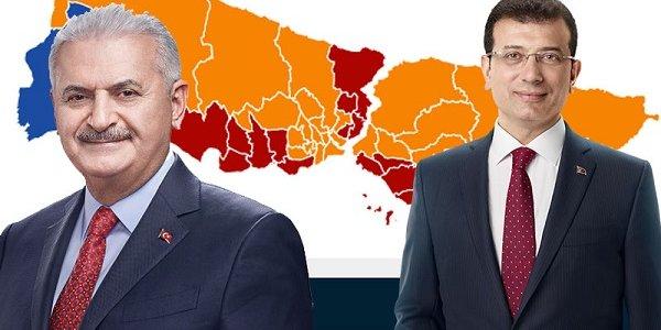 Areda son İstanbul anketini açıkladı