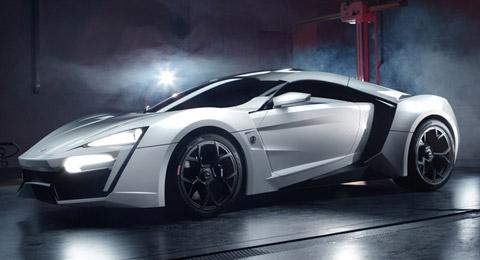 Dünyanın en pahallı 10 otomobili 11