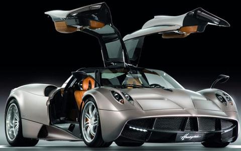 Dünyanın en pahallı 10 otomobili 2