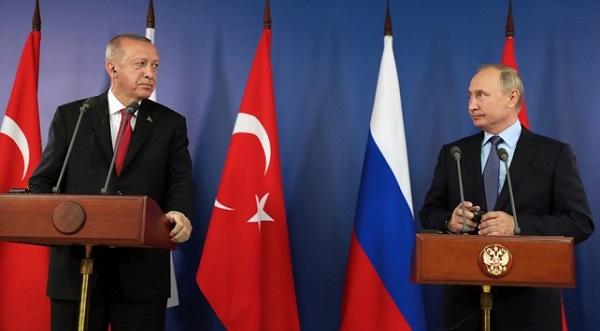Türkiye ve Rusya arasında 10 maddelik Suriye mutabakatı 1
