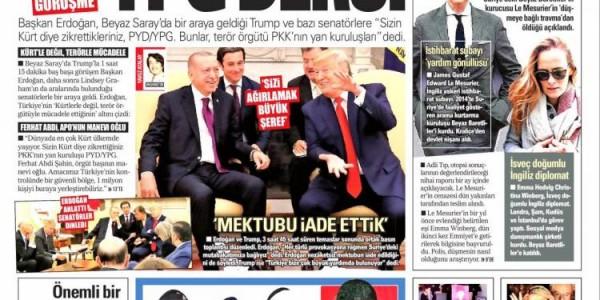 Günün Ulusal Gazete Manşetleri - 14 11 2019