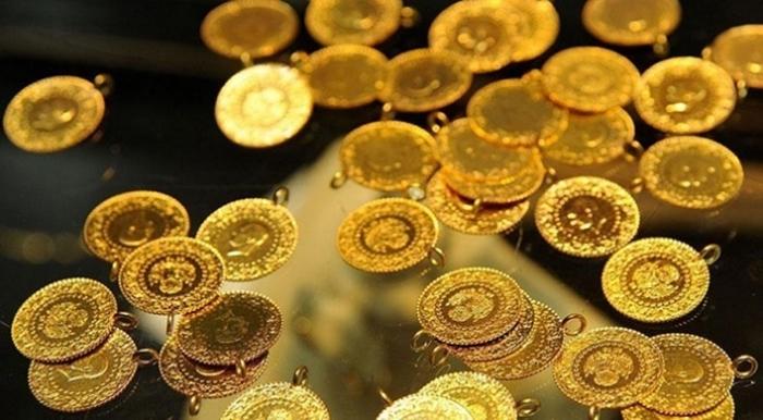 Altın yeniden yükselişe geçti 1