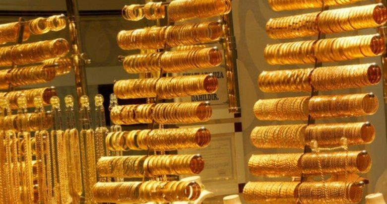 Altın fiyatları dövizle birlikte yükseldi 2