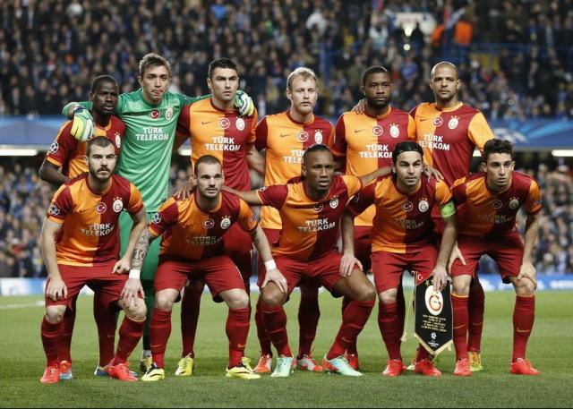 Galatasaray dünyanın en değerli 16. takımı