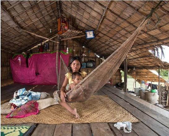 Dünya kadınlarının yatak odaları 11