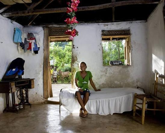 Dünya kadınlarının yatak odaları 16