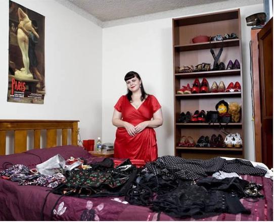 Dünya kadınlarının yatak odaları 17