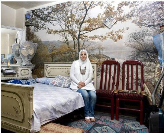 Dünya kadınlarının yatak odaları 18