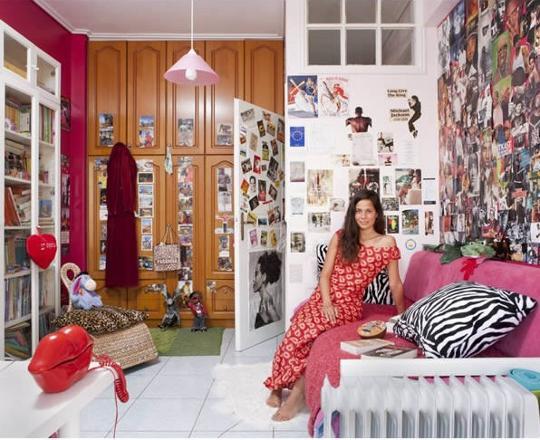 Dünya kadınlarının yatak odaları 19