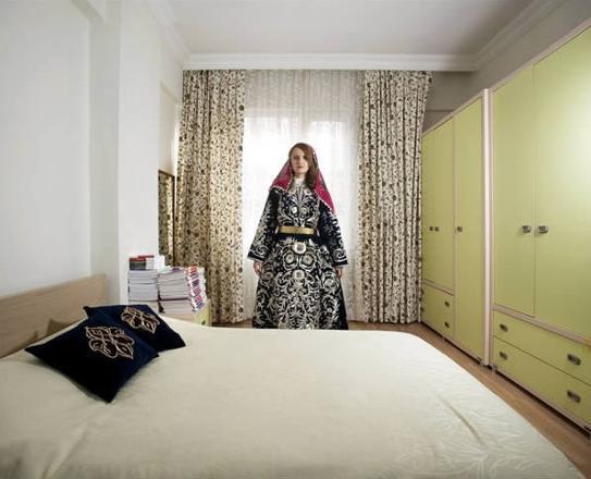 Dünya kadınlarının yatak odaları 20