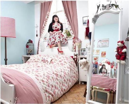 Dünya kadınlarının yatak odaları 4
