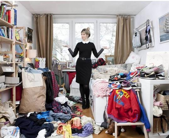 Dünya kadınlarının yatak odaları 5