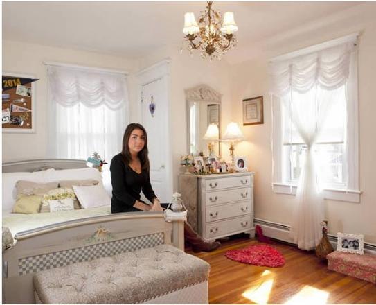 Dünya kadınlarının yatak odaları 6