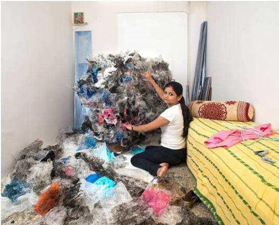 Dünya kadınlarının yatak odaları 8