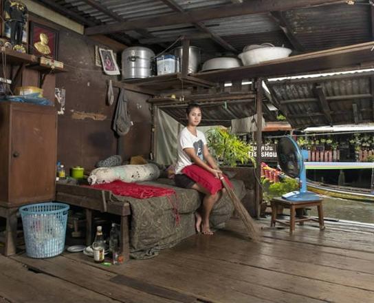 Dünya kadınlarının yatak odaları 9