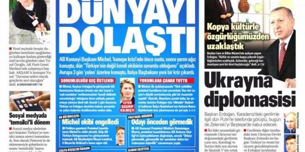 Günün Ulusal Gazete Manşetleri - 10 04 2021