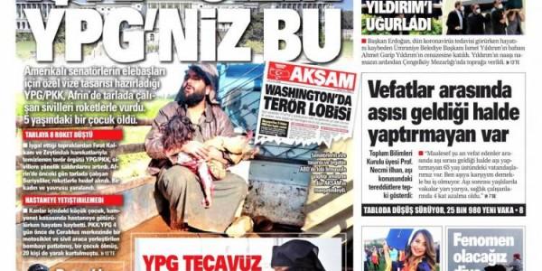 Günün Ulusal Gazete Manşetleri - 03 05 2021