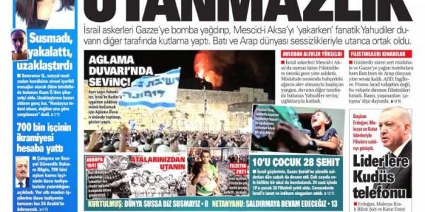 Günün Ulusal Gazete Manşetleri - 12 05 2021