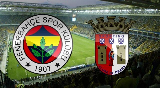 Braga Fenerbahçe maçı hangi kanalda 2
