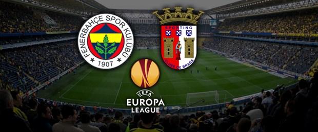 Braga Fenerbahçe maçı hangi kanalda