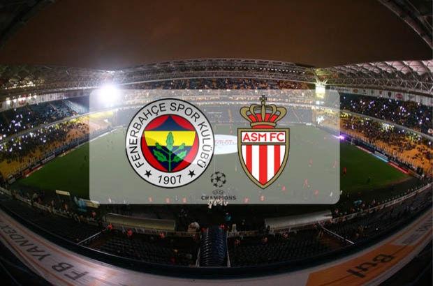 Fenerbahçe Monaco maçı hangi kanalda 1