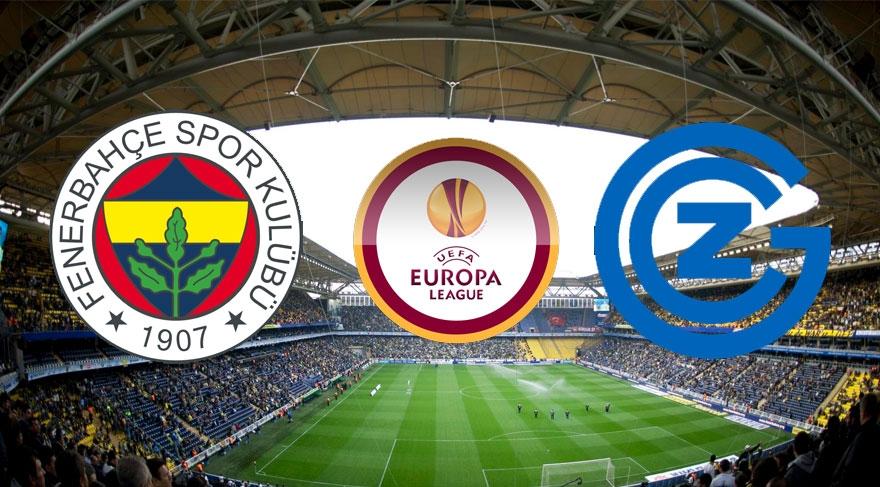 Grasshoppers - Fenerbahçe maçı hangi kanalda 1