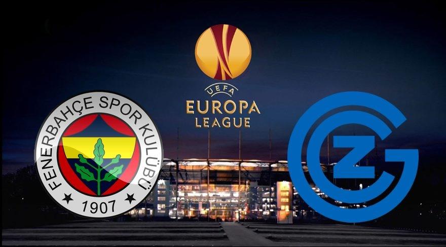 Grasshoppers - Fenerbahçe maçı hangi kanalda 3