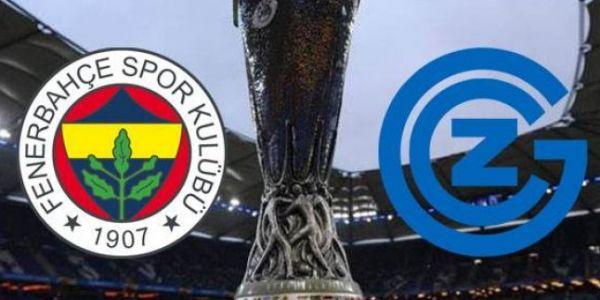Grasshoppers - Fenerbahçe maçı hangi kanalda