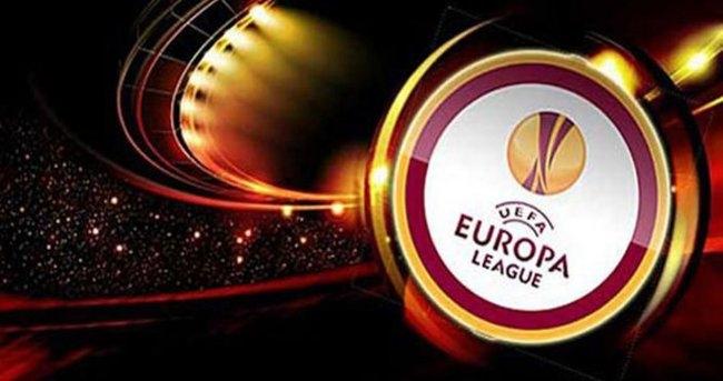Türk takımlarının UEFA Avrupa Ligi rakipleri 1