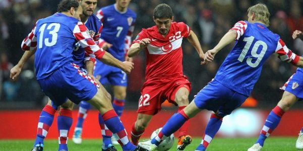 Türkiye Hırvatistan maçı hangi kanalda, kaçta