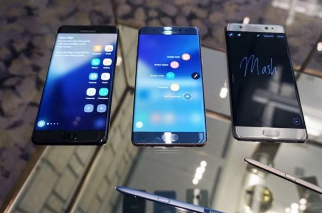 Galaxy Note 7 sahipleri ne yapacak 7