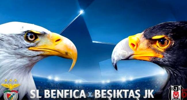 Benfica Beşiktaş maçı hangi kanalda, kaçta 3