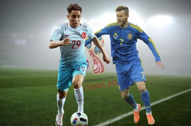 Türkiye-Ukrayna maçı saat kaçta hangi kanalda 1