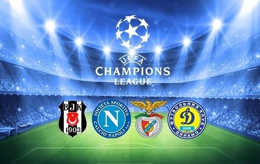 Beşiktaş-Napoli maçı hangi kanalda, saat kaçta 1
