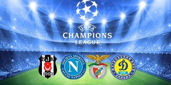 Beşiktaş-Napoli maçı hangi kanalda, saat kaçta