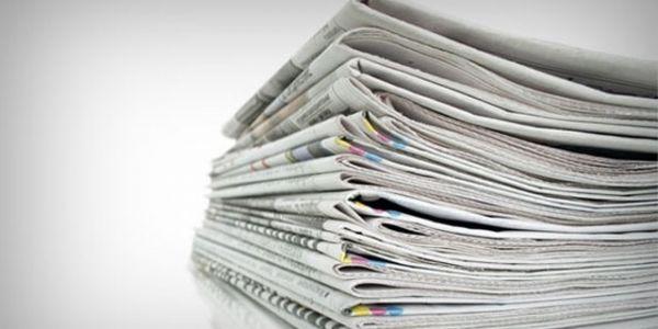 Günün gazete manşetleri - 12 Ekim 2017