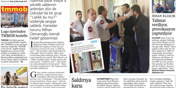 Günün Ulusal Gazete Manşetleri - 23 10 2017