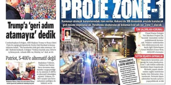 Günün Ulusal Gazete Manşetleri - 24 03 2018