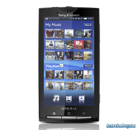 En iyi 20 dokunmatik telefon 7
