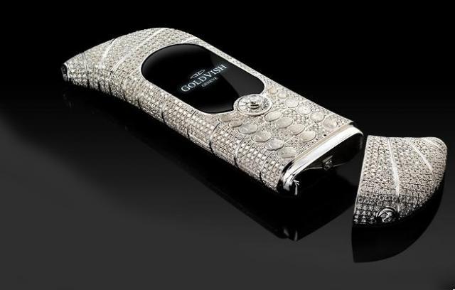 Fiyatı dudak uçuklatan telefonlar 5