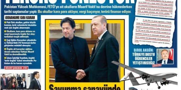 Günün Ulusal Gazete Manşetleri - 05 01 2019