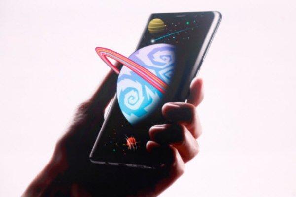 Samsung'un yeni telefonu Galaxy Note 8 tanıtıldı