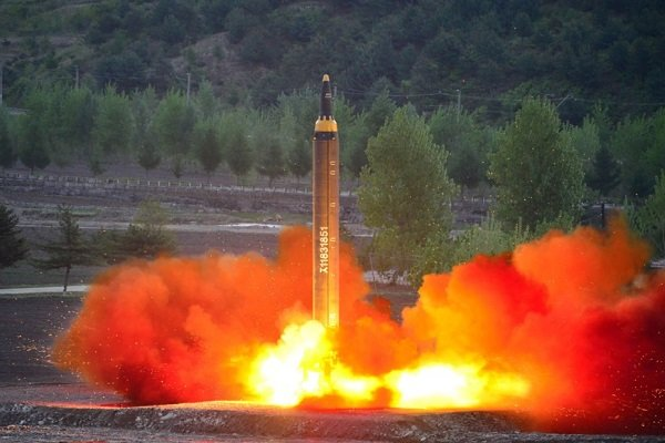 Kuzey Kore yine o düğmeye bastı! Dünya ayakta
