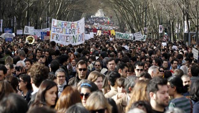 Portekiz, Kurtarma Programı'ndan çıkıyor