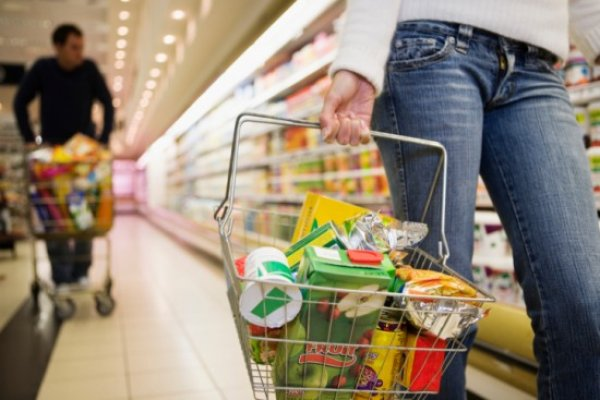 ABD'de perakende satışlar yüzde 5,5 arttı