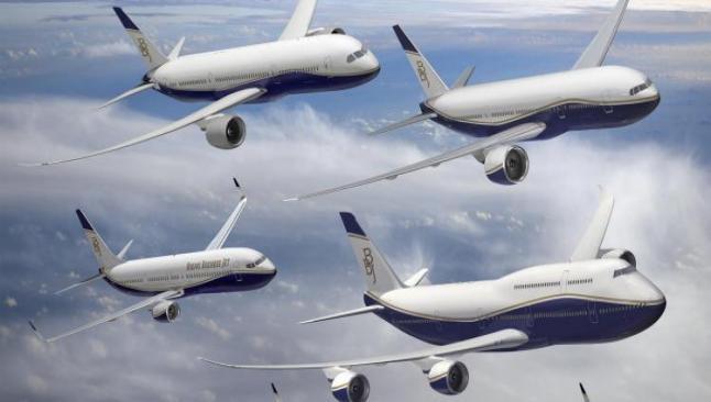Çinli şirket 50 Boeing alacak