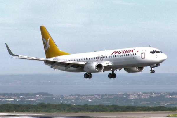 Pegasus 6 ayda 14,4 milyon yolcu taşıdı