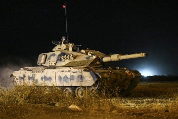 Kuzey Irak'a yeni bir kara harekâtı başlatıldı