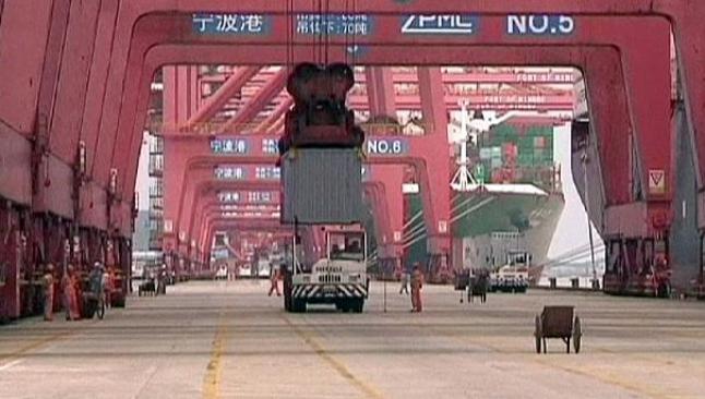 Çin'de ihracat tekledi